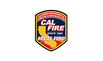 Cal Fire Relief Fund Logo